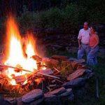 Bonfire at Marriage Quest